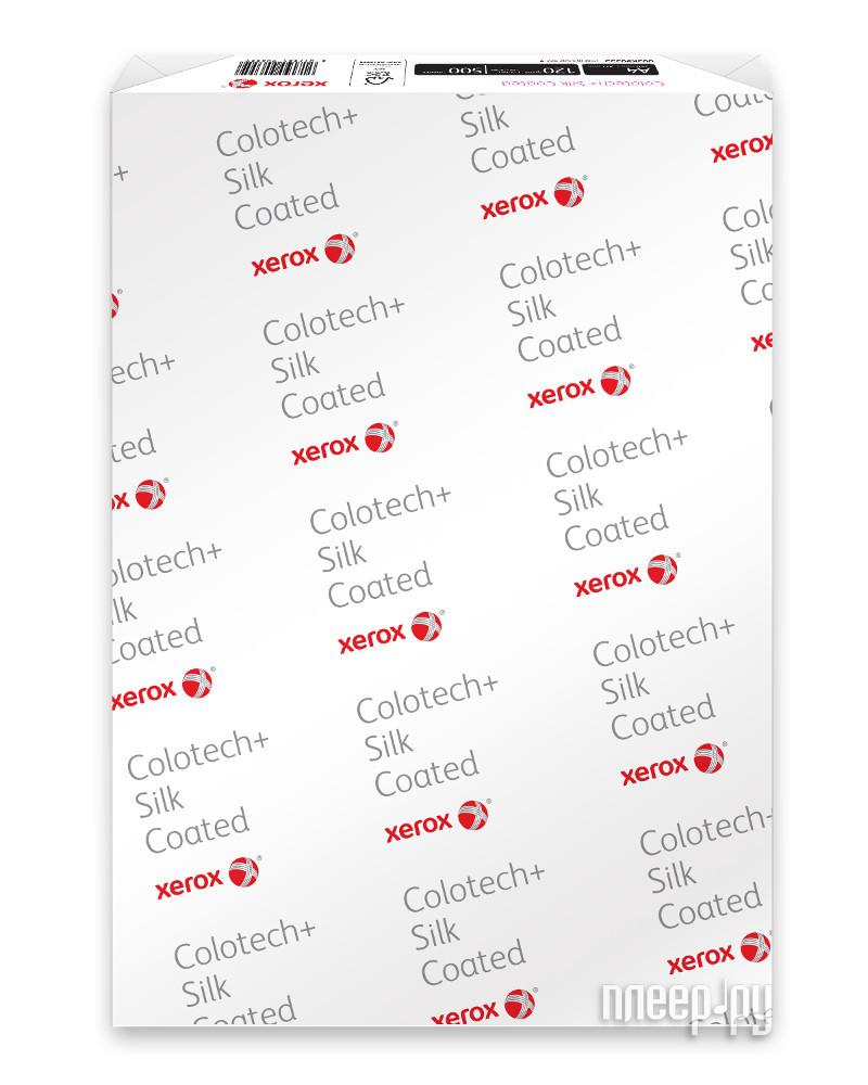 Бумага XEROX Colotech Plus Silk Coated A3 003R90365 210г/м2 250 листов