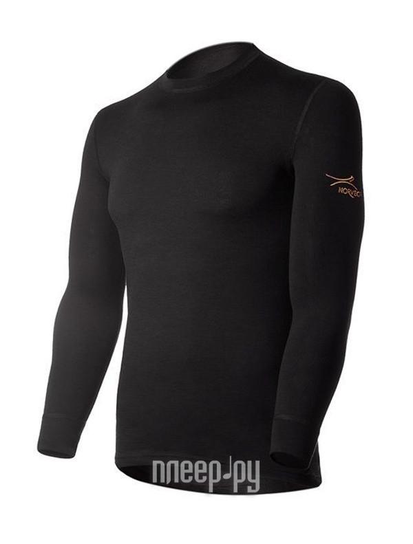 Рубашка Norveg Classic Размер XXL 224 3U1RL-XXL Black мужская
