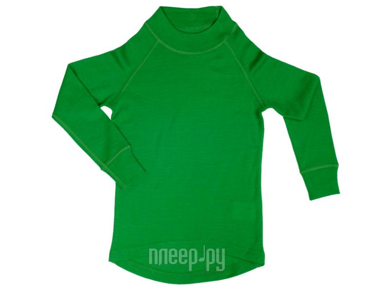 Рубашка Merri Merini 5-6 лет Green