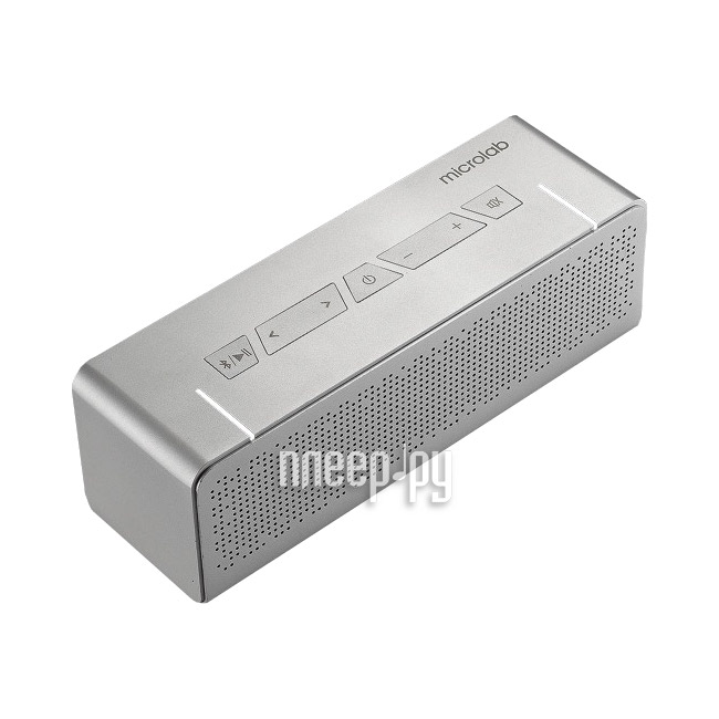Microlab T5 20W RMS Bluetooth Silver