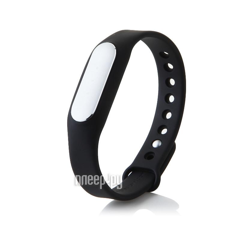 Умный браслет Xiaomi Mi Band 1s Black