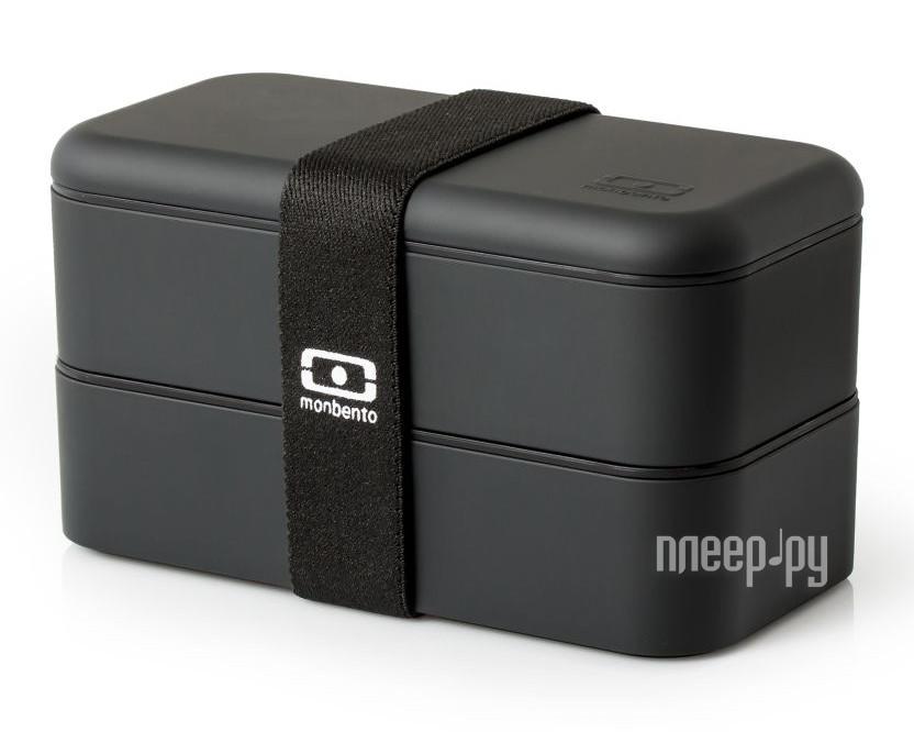 Ланч-бокс Monbento MB Original Black 1200 02 102