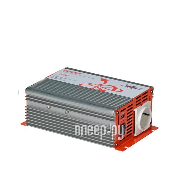 Автоинвертор Airline API-600-05 (600Вт) с 12В на 220В за 4868