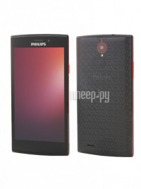 ������� ������� Philips S337 Black Red