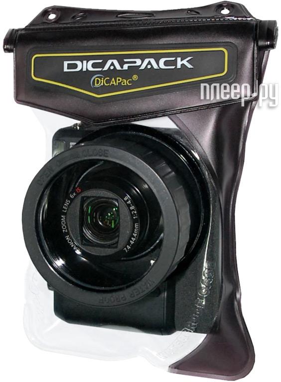 Аквабокс Dicapac WP-610  Pleer.ru  1041.000