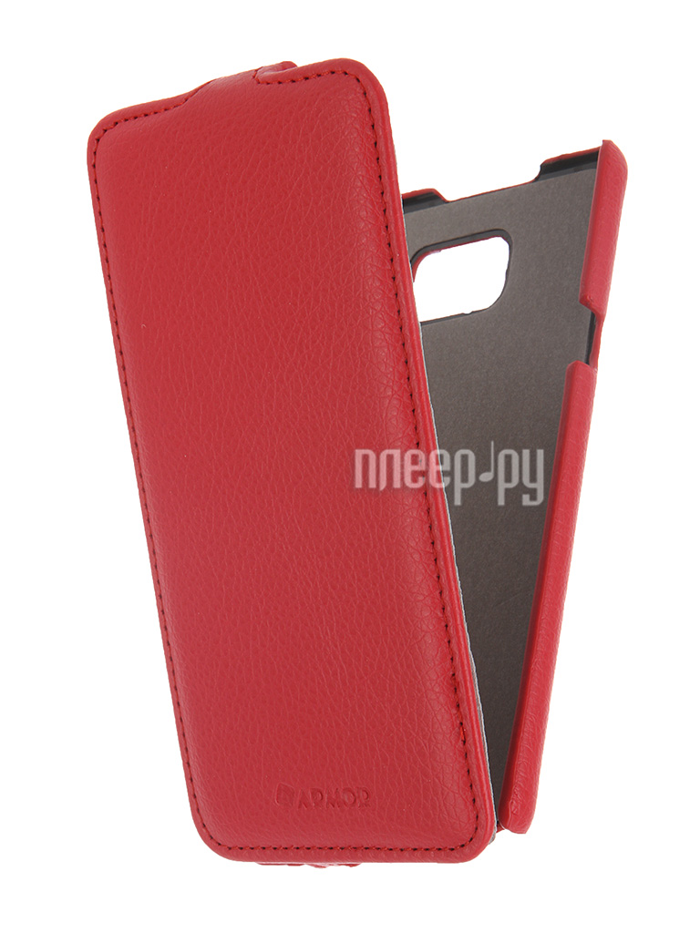 Аксессуар Чехол Samsung Galaxy Note 5 Armor Full Red 8078