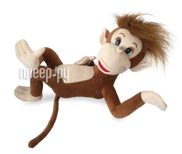 Игрушка Fluffy Family Обезьянка Лежащий Буба 681164