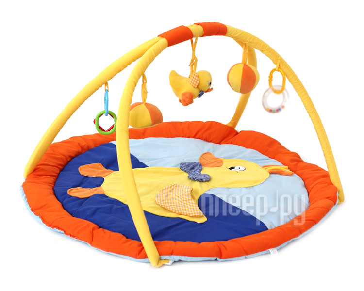 Развивающий коврик Elefantino 7863