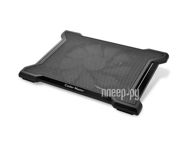 Аксессуар Cooler Master NotePal X-Slim II Black R9-NBC-XS2K-GP