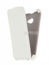 Аксессуар  Чехол Acer Liquid Z220 Activ Flip Leather White 51289