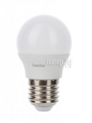 Купить Лампочка Camelion G45 7W 220V E27 4500K 560 Lm LED7-G45/845/E27