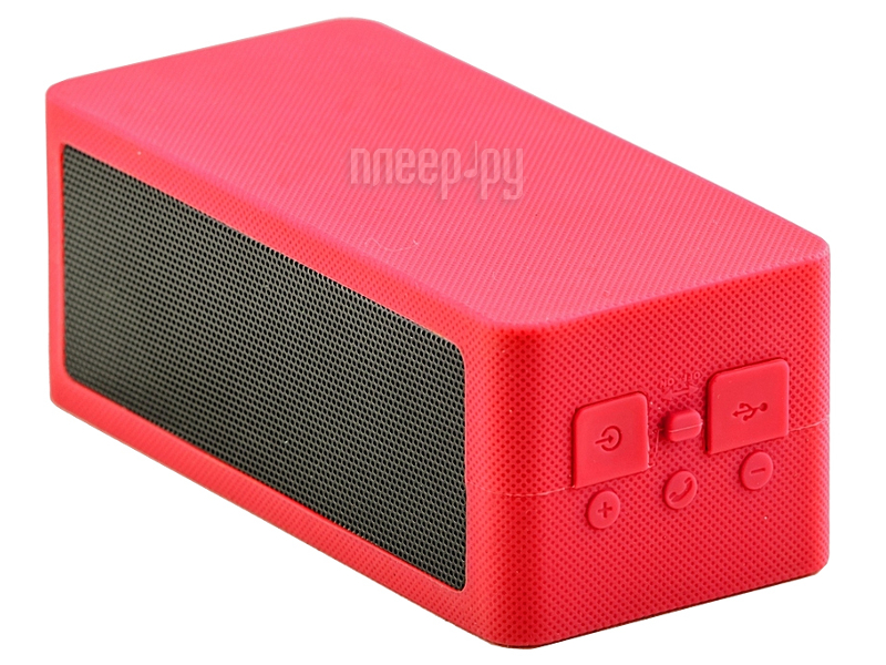 Колонка DressCote BoomSonix Junior Red