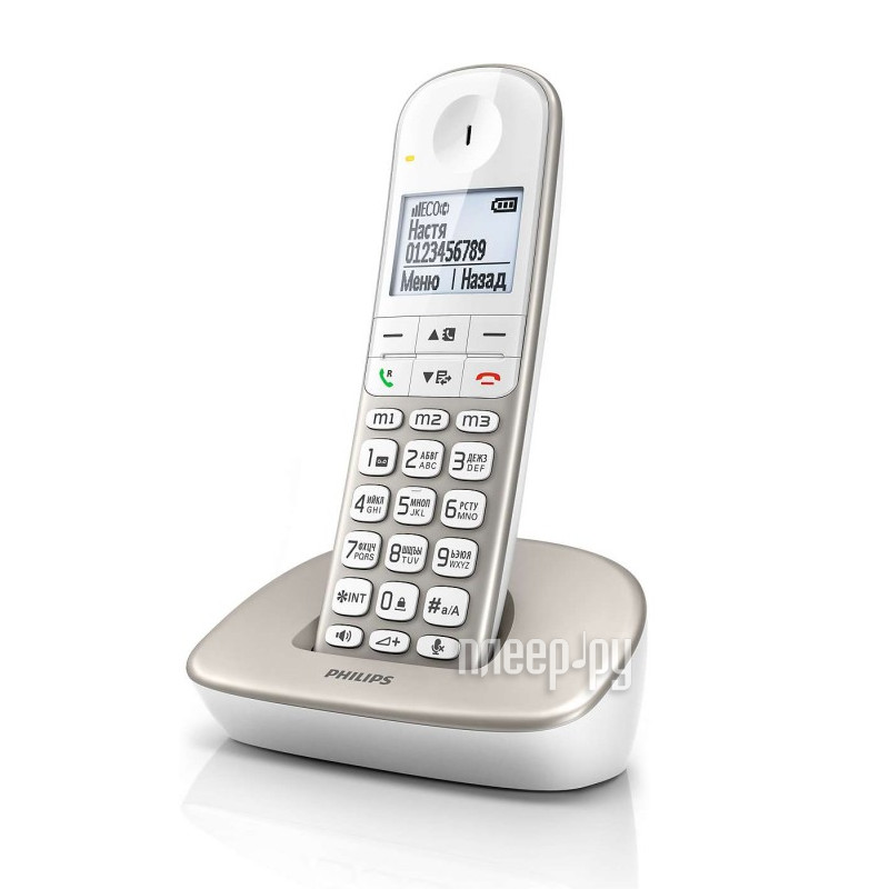 Радиотелефон Philips XL 4901