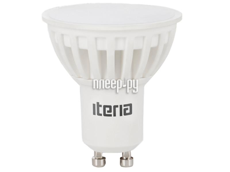 Лампочка Iteria MR16 5.5W 4100K GU10 801008