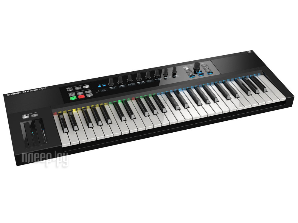 MIDI-клавиатура Native Instruments Komplete Kontrol S49