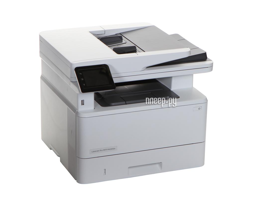 МФУ HP LaserJet Pro 400 MFP M426fdn