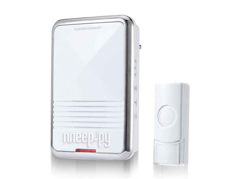 Звонок дверной Elektrostandard DBQ11M AC 36M IP44 White