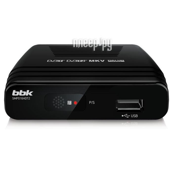 BBK SMP016HDT2 Dark-Grey