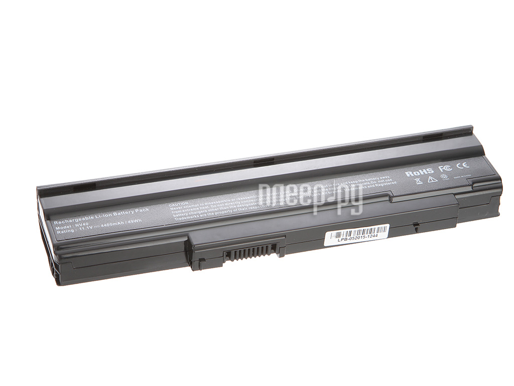 Аккумулятор Tempo LPB-5635ZG 11.1V 4400mAh for Acer Extensa 5235/5635Z/5635ZG/LX.EE50X.050 eMachines/E528 Series