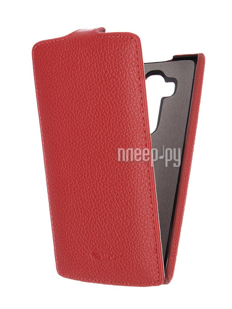 Аксессуар Чехол-книжка LG G4 H818 Sipo Red 7977