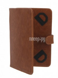 Аксессуар Чехол 7-8-inch Nobby Comfort PU CT-002 Brown 08472