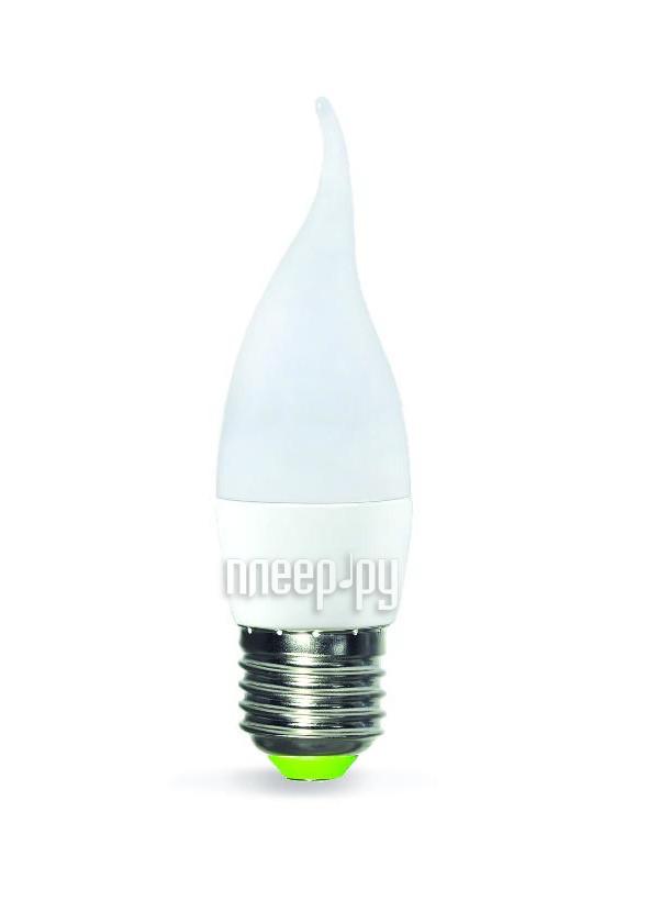 Лампочка ASD LED Свеча на ветру Standard 7.5W 3000K 160-260V E27 4690612004570