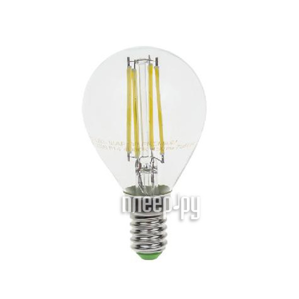 Лампочка ASD LED Шар Premium 5W 3000K 160-260V E14 4690612004150