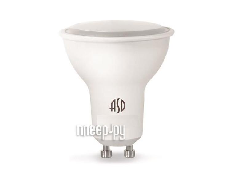 Лампочка ASD LED-JCDRC-Standard 5.5W 4000K 160-260V GU10 4690612002309 за 90 рублей