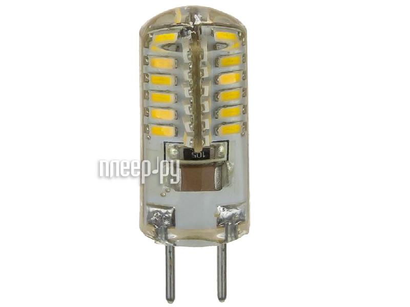 Лампочка ASD LED-JCD-Standard 2W 4000K 160-260V GY6.35 4690612003771