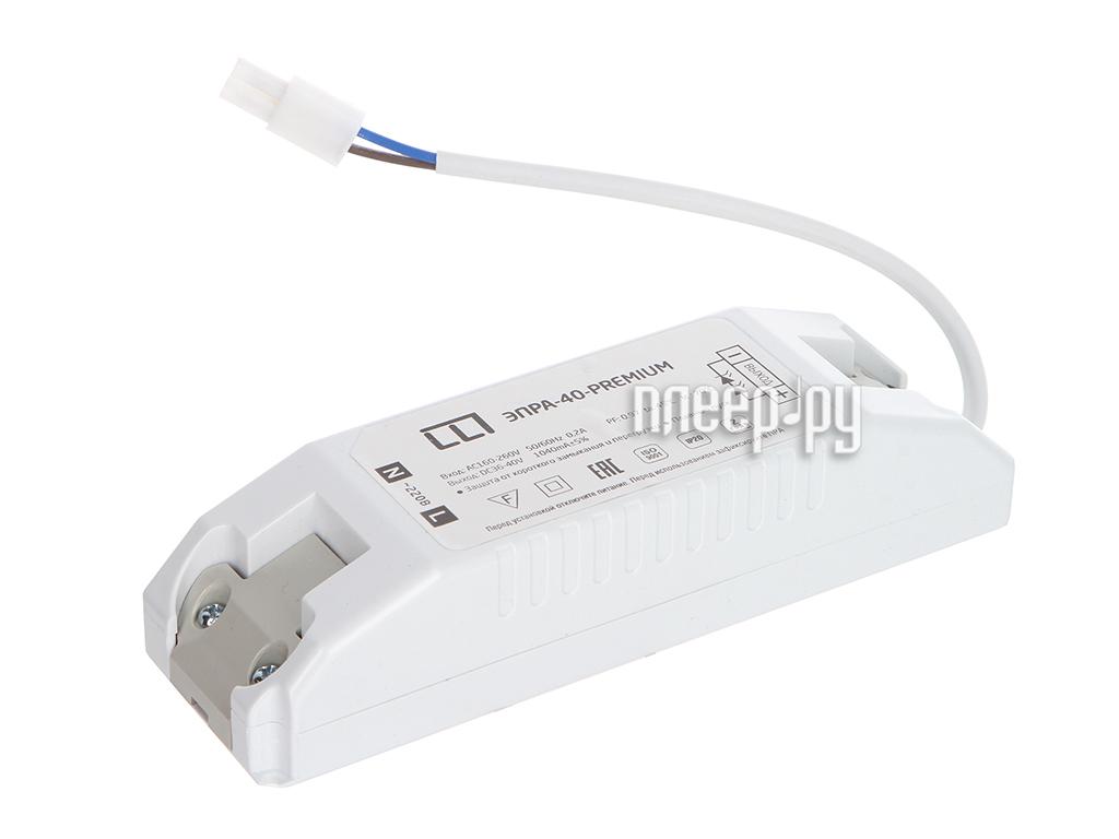 Блок питания ASD ЭПРА-Premium для панели светодиодной LP-02 4690612004006
