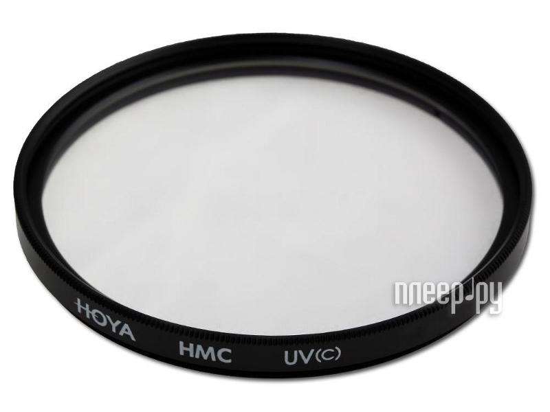 Светофильтр HOYA HMC UV (C) 55mm 77501  Pleer.ru  2071.000