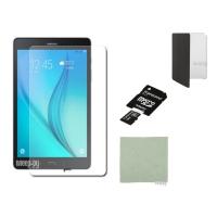Samsung SM-T550 Galaxy Tab A 9.7  - 16Gb Wi-Fi Black SM-T550NZKASER �������� �����!!! (Quad Core 1.2 GHz/1536Mb/16Gb/Wi-Fi/Bluetooth/Cam/9.7/1024x768/Android)