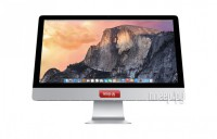 Моноблок APPLE iMac MK482RU/A ( (Intel Core i5 3.3 GHz/8192Mb/2000Gb/AMD Radeon R9 M395/Wi-Fi/Bluetooth/Cam/27.0/5120x2880/Mac OS X El Capitan)