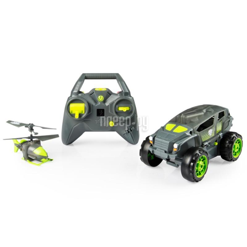 Игрушка Air Hogs Бронемашина с вертолетом-разведчиком 44492