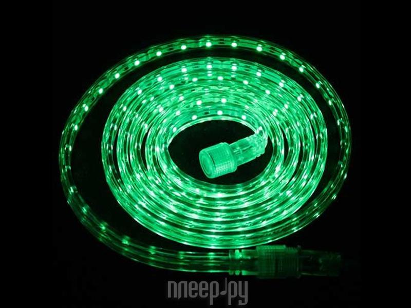 Светодиодная лента Luck & Light 5m Green L&L-60G5M