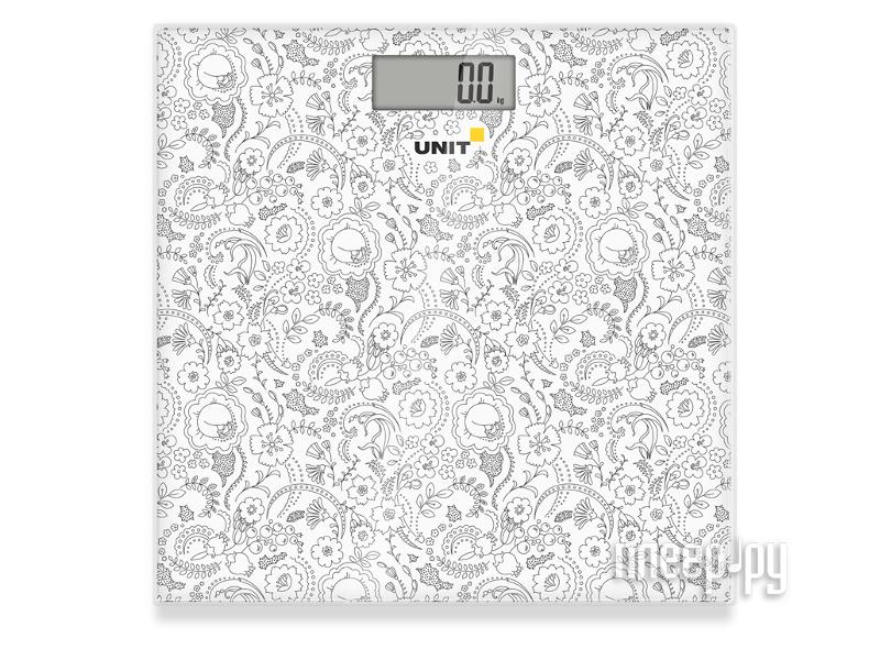 Весы UNIT UBS 2052 WHGY