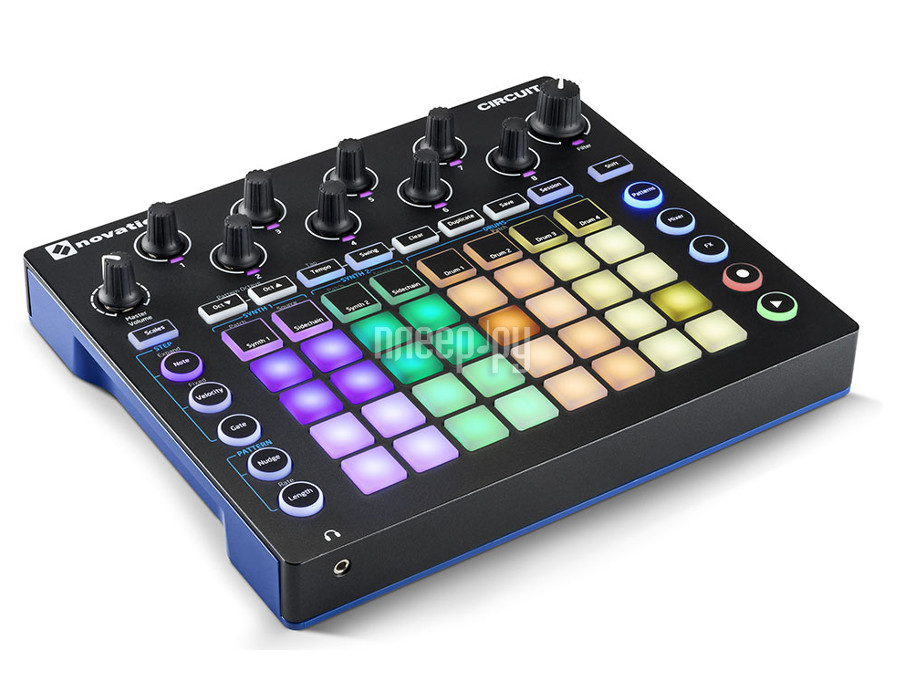 MIDI-клавиатура Novation Circuit