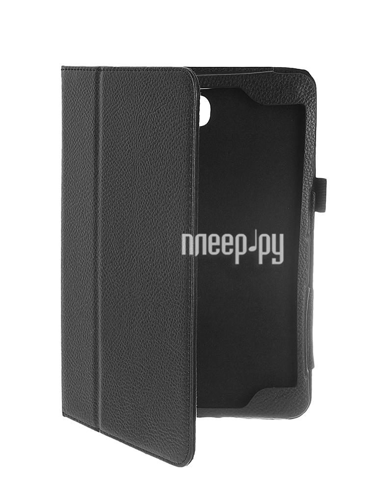 Аксессуар Чехол Samsung Galaxy Tab S2 8.0 SM-T710 Palmexx Smartslim иск. кожа Black PX/STC SAM TABS2 T710 BLA