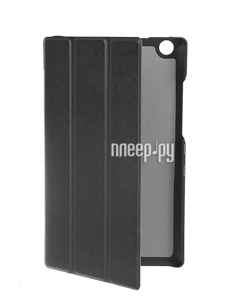 Аксессуар Чехол Lenovo Tab 2 A8-50 Palmexx Smartbook иск. кожа Black PX/SMB LEN TAB2 A8-50 BLA