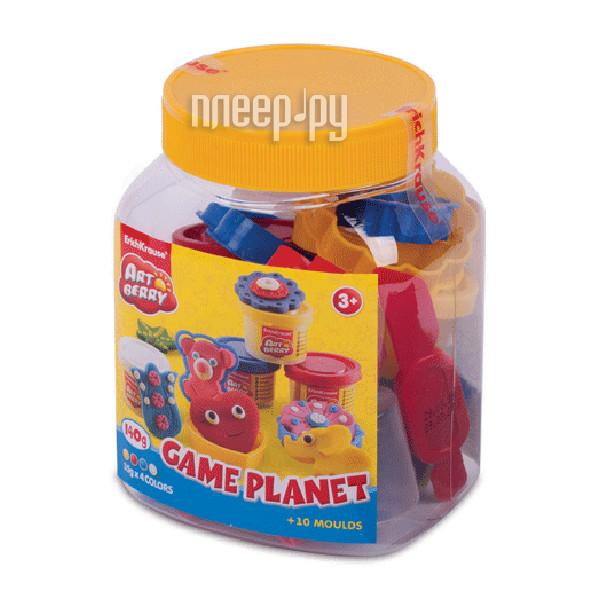 Набор для лепки Erich Krause Artberry Game Planet 30376