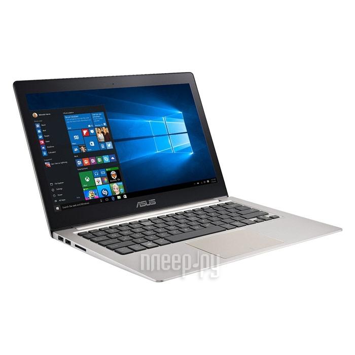 Ноутбук ASUS UX303UB-R4096T 90NB08U1-M01500 (Intel Core i5-6200U 2.3 GHz / 4096Mb / 1000Gb / No ODD / nVidia GeForce 940M 2048Mb / Wi-Fi / Bluetooth / Cam / 13.3 / 1920x1080 / Windows 10 64-bit)