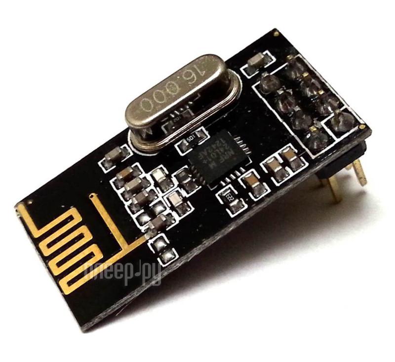 Конструктор Модуль Радио КИТ nRF24L01+ RF001 купить