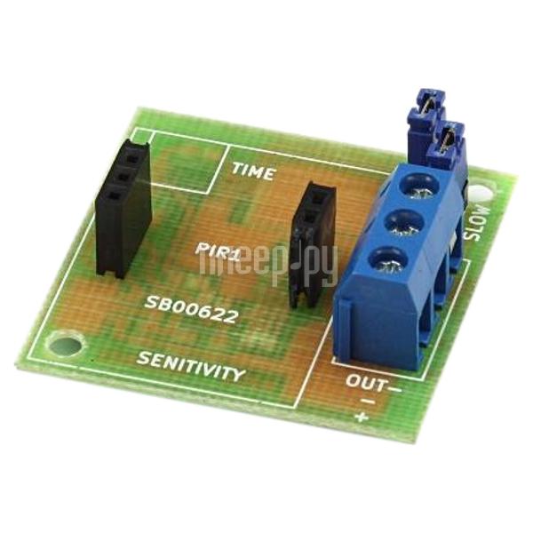 Конструктор Модуль Радио КИТ RP271M полупроводниковый плавного включения нагрузки для RA266M