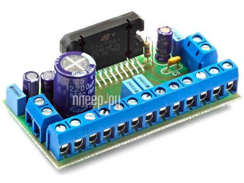 Конструктор УНЧ Радио КИТ RS215C - четырёхканальный 4х25 Вт