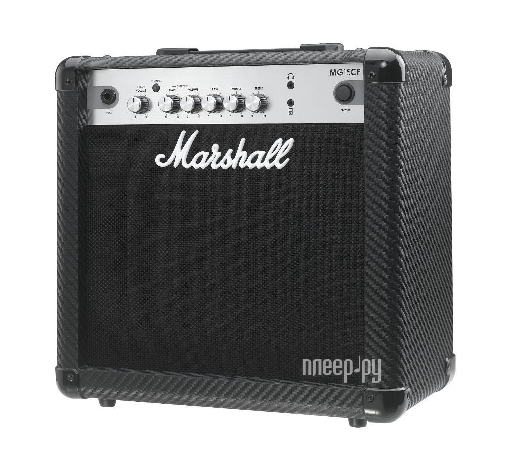 Комбо-усилитель Marshall MG15CF Combo
