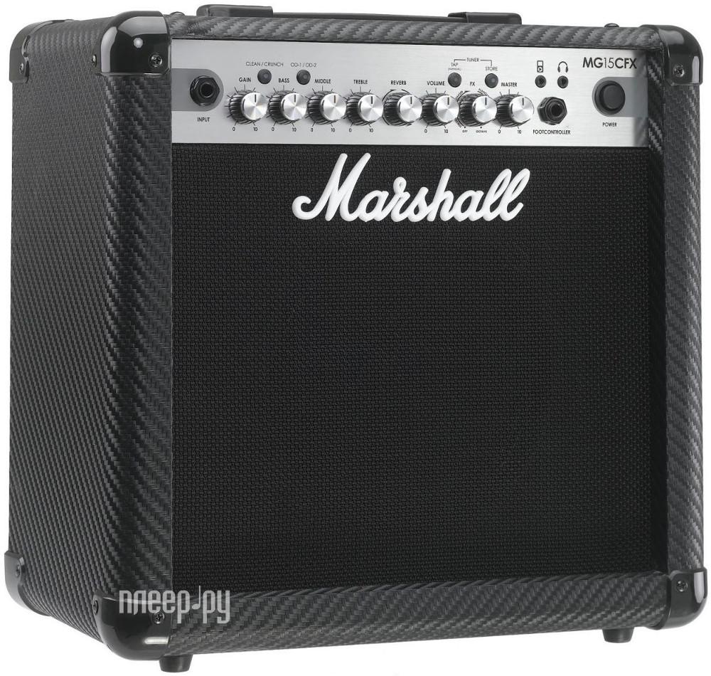 Комбо-усилитель Marshall MG15CFX Combo
