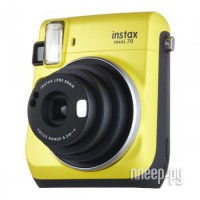 Фотоаппарат Fujifilm 70 Instax Mini Yellow