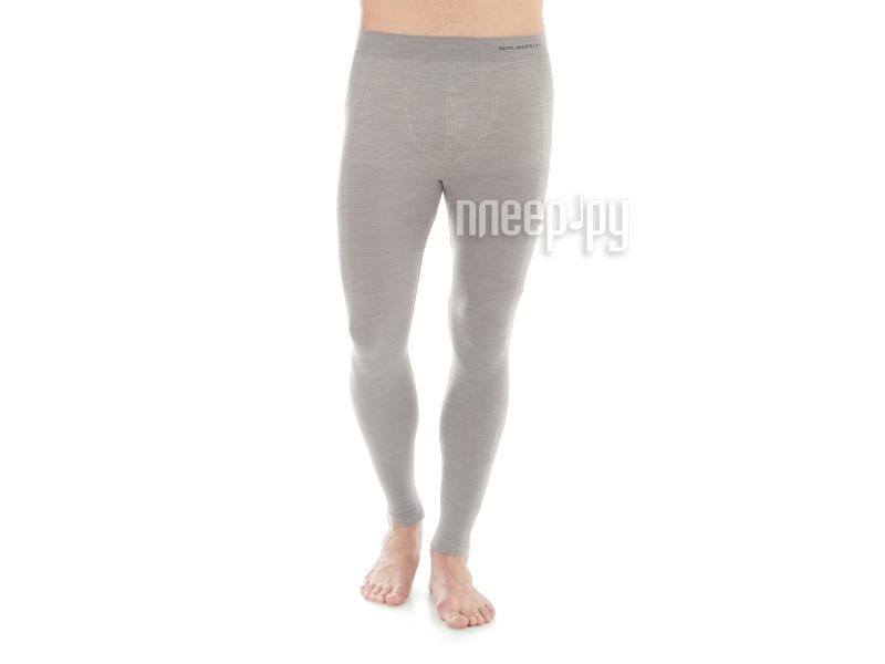 Кальсоны Brubeck Comfort Wool M Grey LE11220 мужские