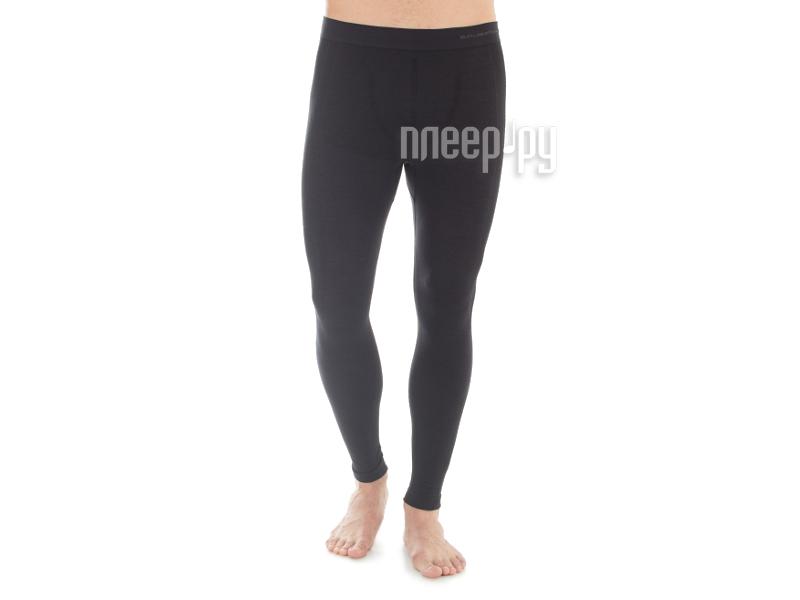 Кальсоны Brubeck Comfort Wool M Black LE11220 / LE11220 мужские