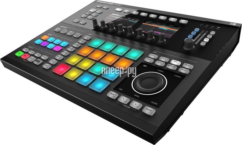 MIDI-контроллер Native Instruments Maschine Studio